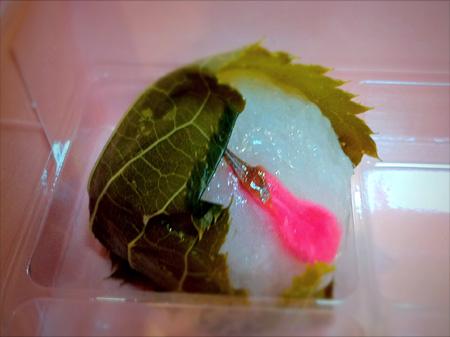 「たねや」の桜餅