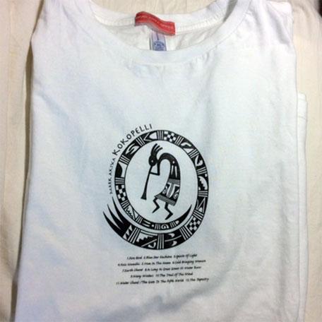 Kokopelli Tシャツ